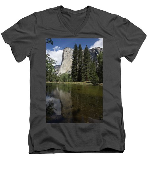 El Capitan Men's V-Neck T-Shirt