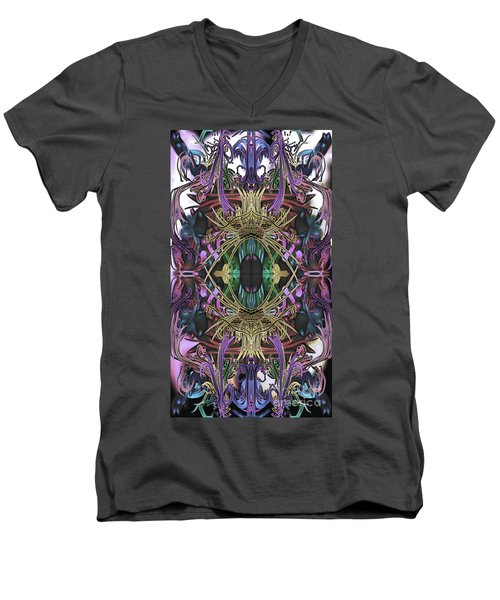 Electric Eye 2 Men's V-Neck T-Shirt