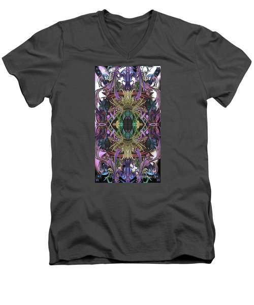 Electric Eye 2 Men's V-Neck T-Shirt