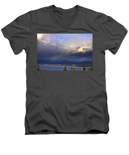 Elements Men's V-Neck T-Shirt