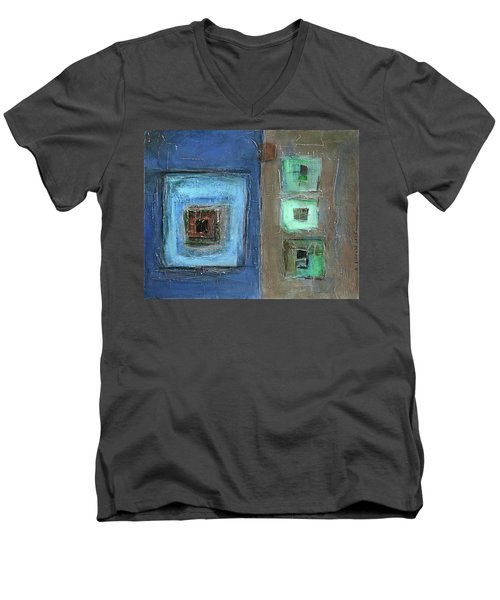 Elements Men's V-Neck T-Shirt