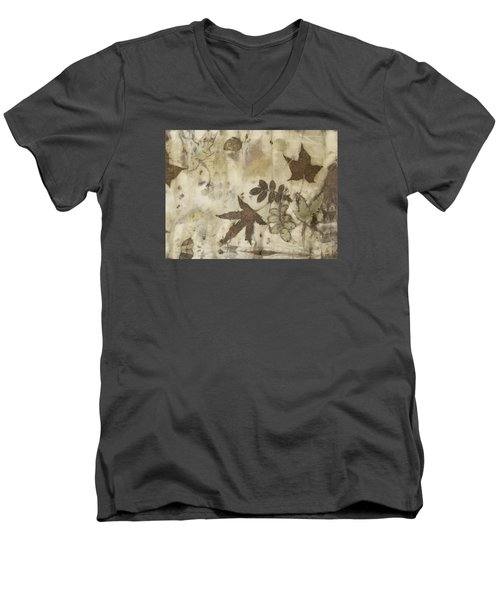 elements of autumn II Men's V-Neck T-Shirt