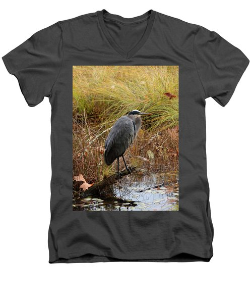 Elements Of Nature Men's V-Neck T-Shirt