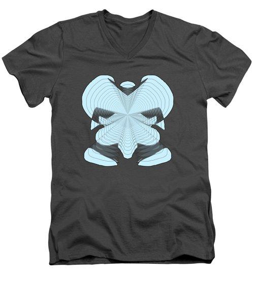 Elephant In The Room Men's V-Neck T-Shirt