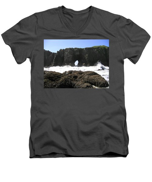 Elephant Rock 2 Men's V-Neck T-Shirt
