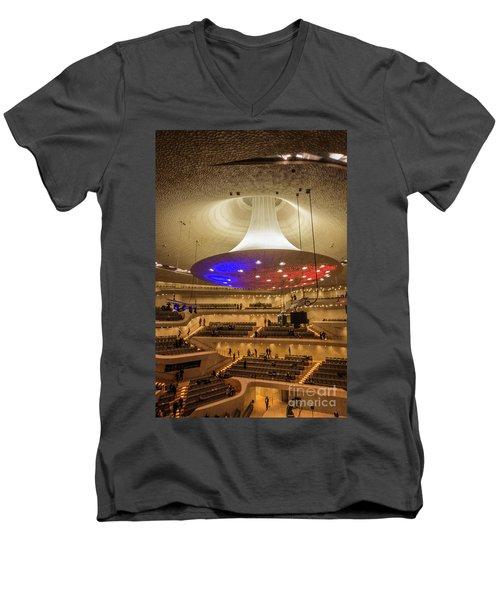 Elphi Hamburg Men's V-Neck T-Shirt