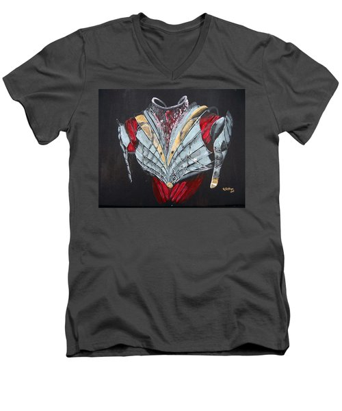 Elven Armor Men's V-Neck T-Shirt