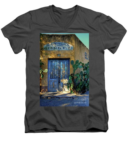 Elysian Grove In The Morning Men's V-Neck T-Shirt
