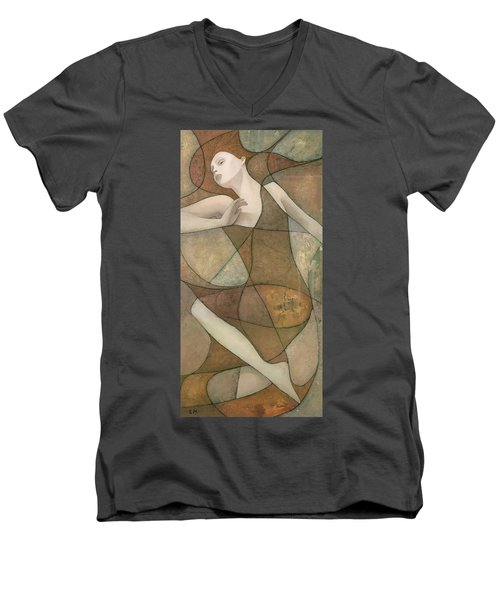 Elysium Men's V-Neck T-Shirt