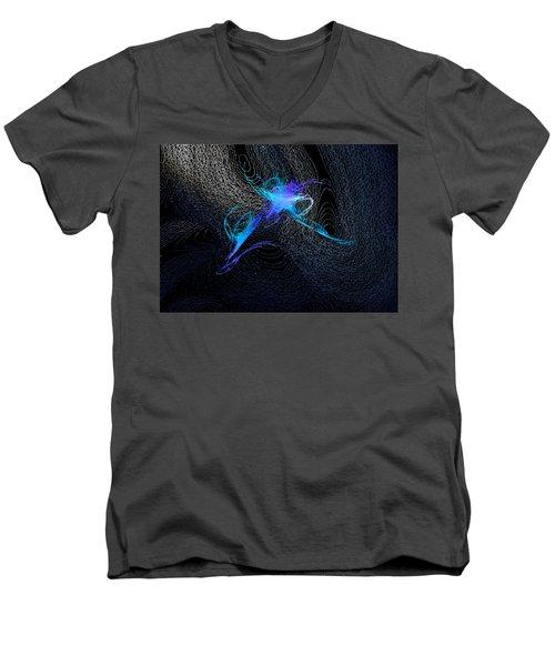 Emigrassem Men's V-Neck T-Shirt