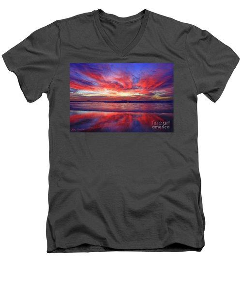 Encinitas Energy Men's V-Neck T-Shirt
