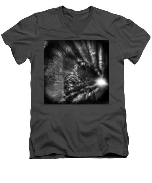 Encounters With Lord Harden Number Two Men's V-Neck T-Shirt