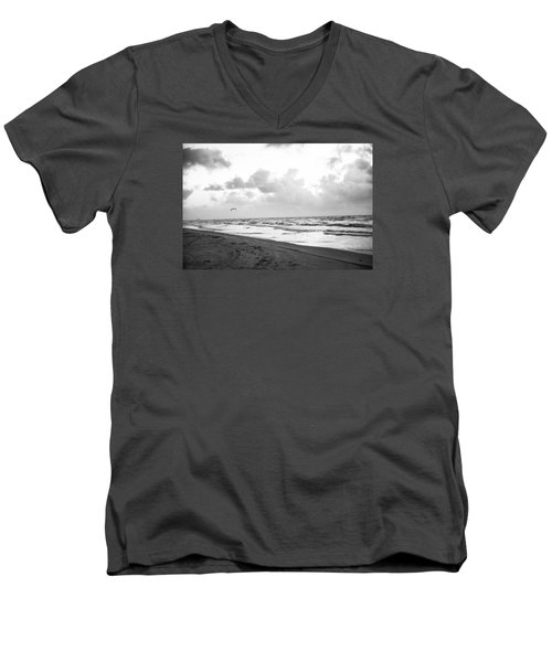 End Of The Season Padre 5 Men's V-Neck T-Shirt