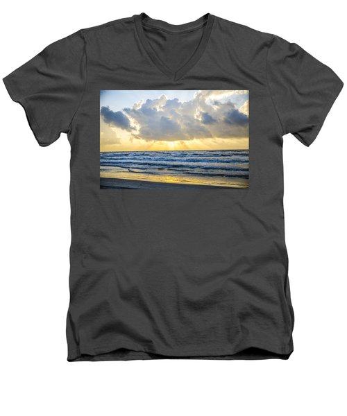 End Of The Season Padre 62 Men's V-Neck T-Shirt
