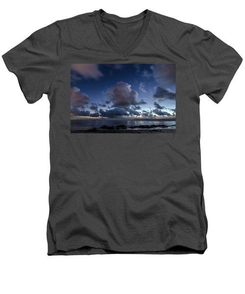 Endless Horizons Men's V-Neck T-Shirt