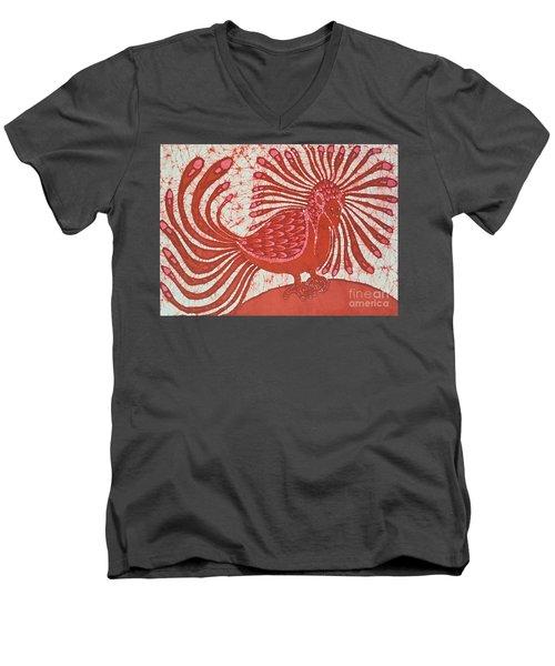 Energy Bird Men's V-Neck T-Shirt