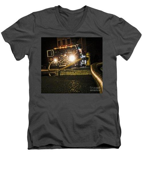 Engine 4 Men's V-Neck T-Shirt