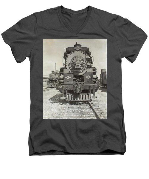 Engine 715 Men's V-Neck T-Shirt