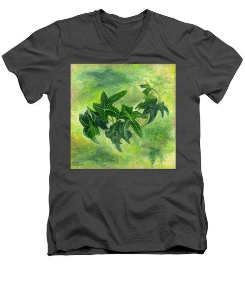 English Ivy Men's V-Neck T-Shirt