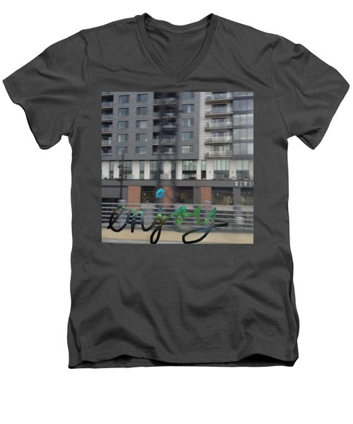 Enjoy Men's V-Neck T-Shirt