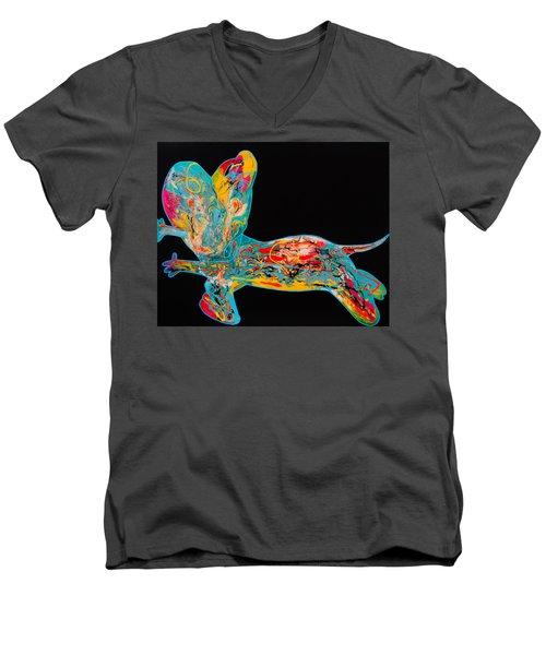 Enless Possibilities Men's V-Neck T-Shirt