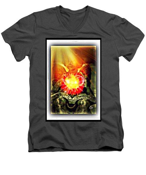 Enlightenment Men's V-Neck T-Shirt