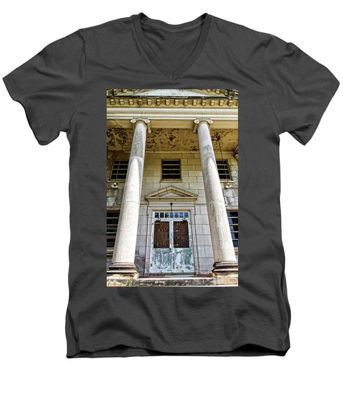 Entrance Men's V-Neck T-Shirt