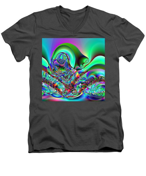 Entreption Men's V-Neck T-Shirt