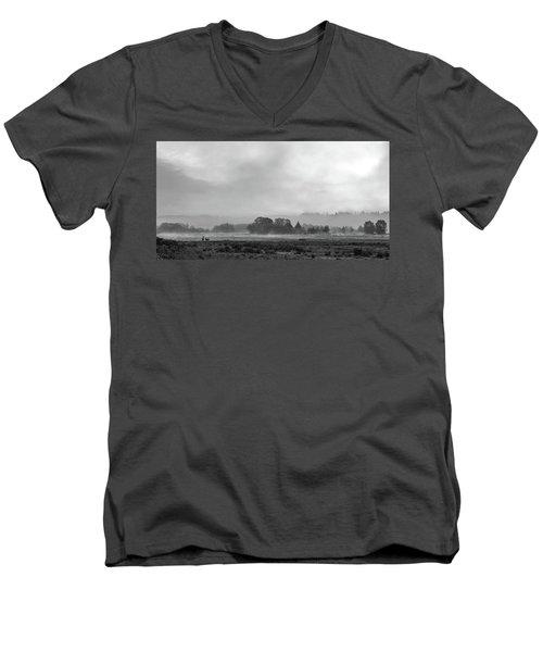 Epic Haze Men's V-Neck T-Shirt