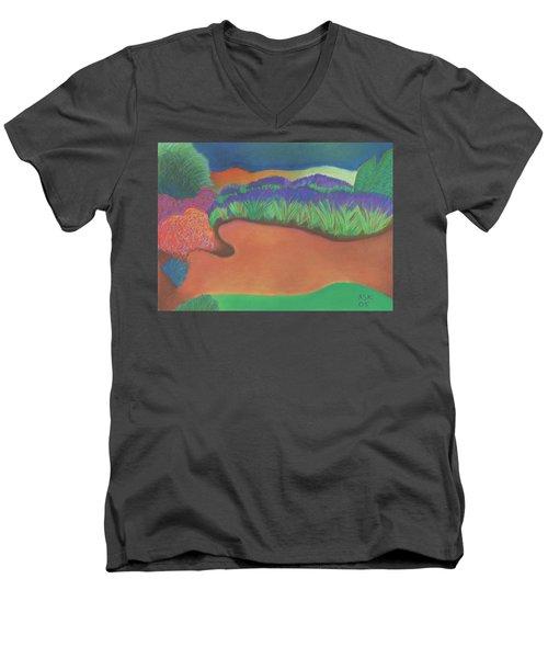 Epiphany Men's V-Neck T-Shirt