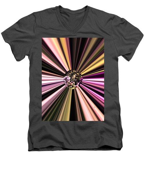 Eruption Of Color Men's V-Neck T-Shirt