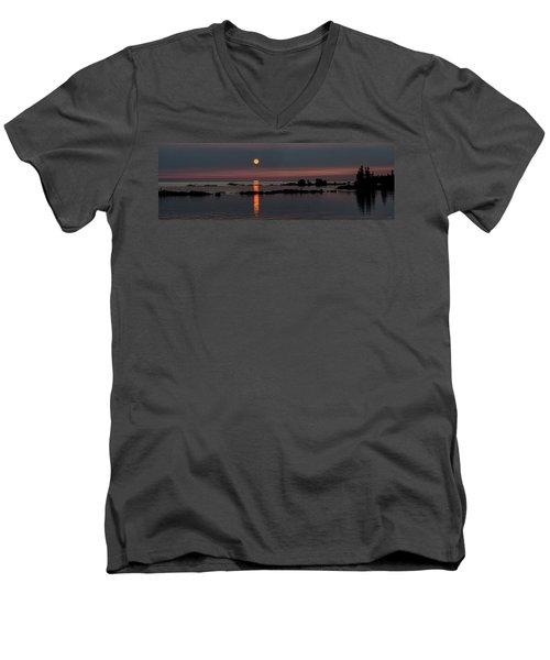 Eternal Summer Men's V-Neck T-Shirt