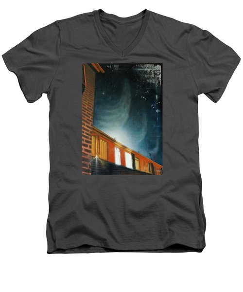 Ethercast Men's V-Neck T-Shirt