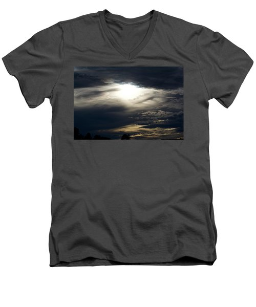 Evening Eye Men's V-Neck T-Shirt