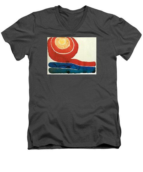 Evening Star IIi Men's V-Neck T-Shirt