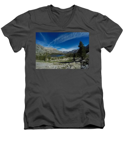 Evolution Valley Men's V-Neck T-Shirt