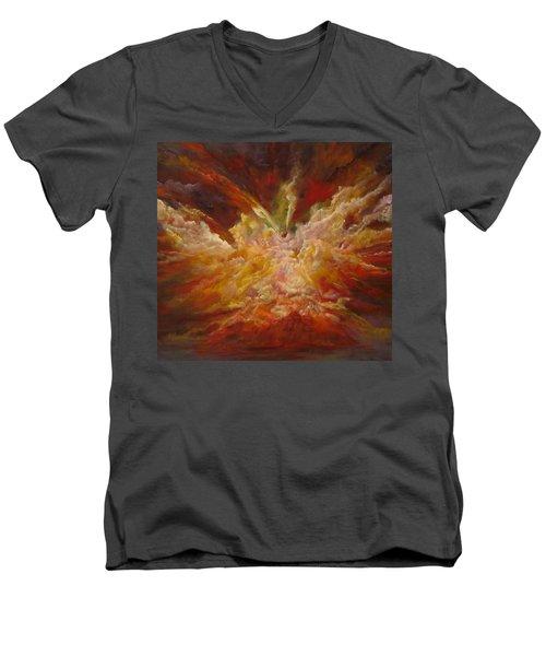 Exalted Men's V-Neck T-Shirt