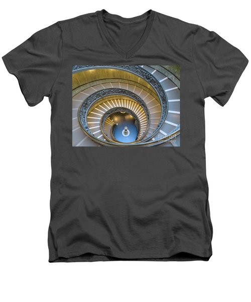 Exeunt Sistine Chapel Men's V-Neck T-Shirt