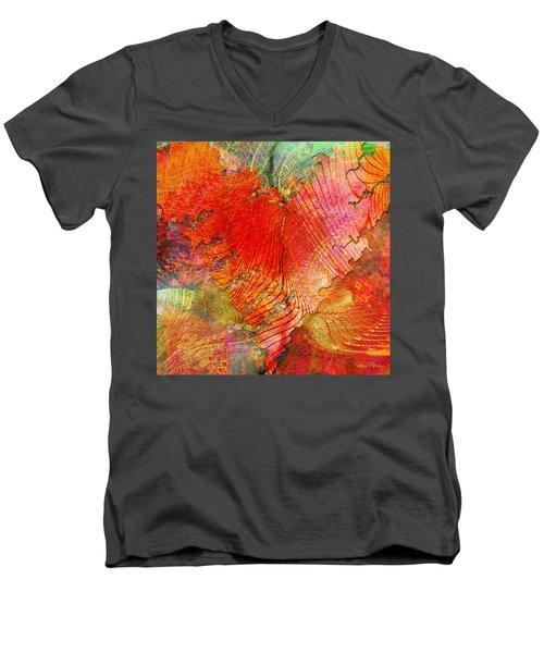 Exhilaration Men's V-Neck T-Shirt