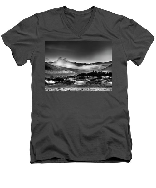Expanding Vision Men's V-Neck T-Shirt