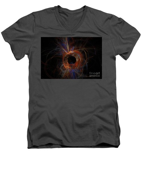 Experiment 9 Men's V-Neck T-Shirt