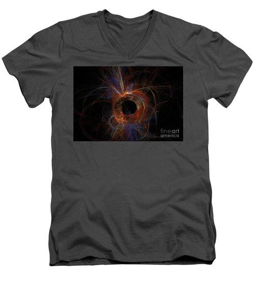 Experiment 9 Men's V-Neck T-Shirt