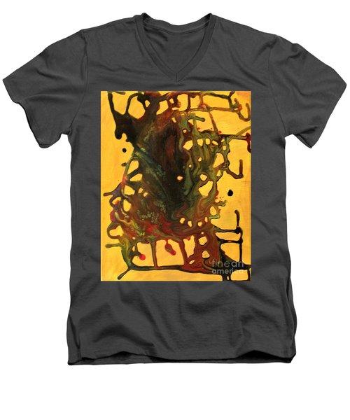 Experiment I Men's V-Neck T-Shirt