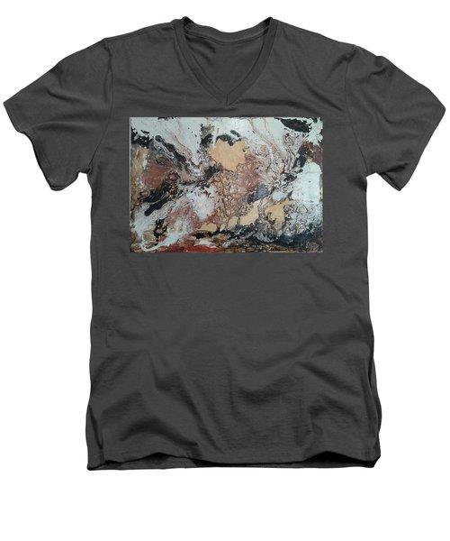Exploring The Mind Men's V-Neck T-Shirt