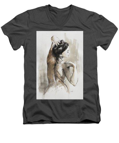Expression Men's V-Neck T-Shirt
