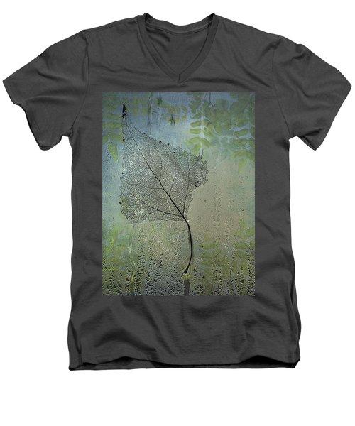 Expressiveness  Men's V-Neck T-Shirt