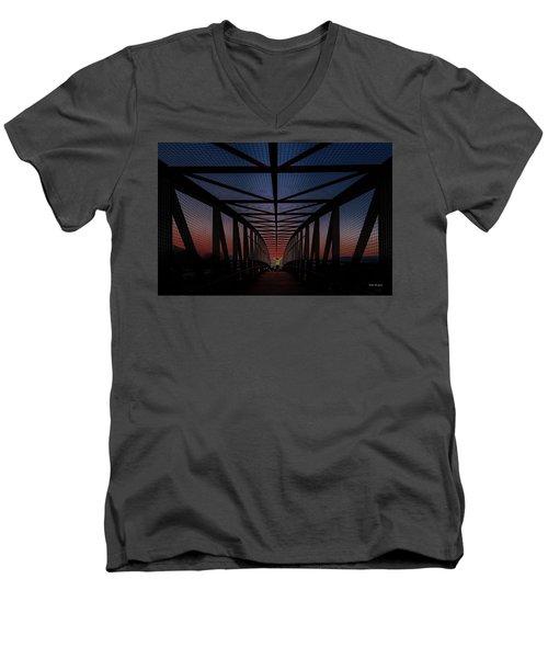 Exuberance Men's V-Neck T-Shirt