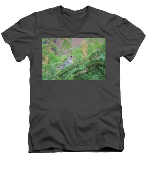 Eyes Up... Men's V-Neck T-Shirt