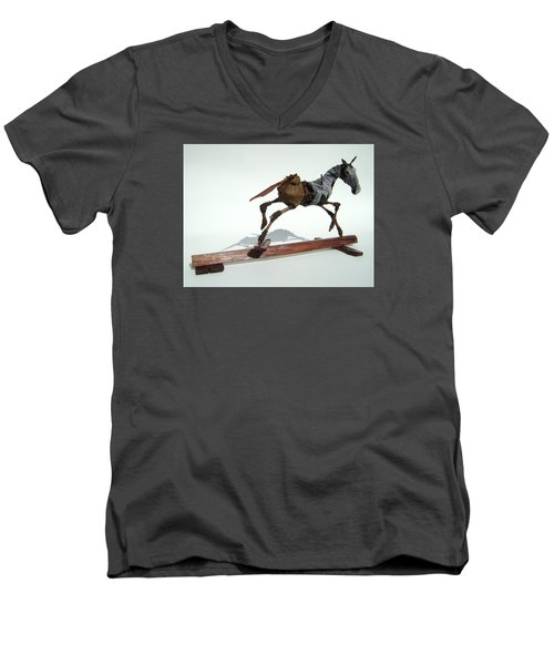 Ezekiel Men's V-Neck T-Shirt