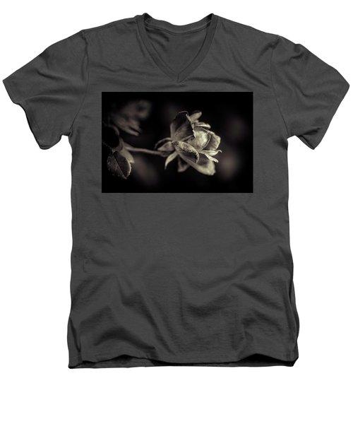 Faded Beauty Men's V-Neck T-Shirt